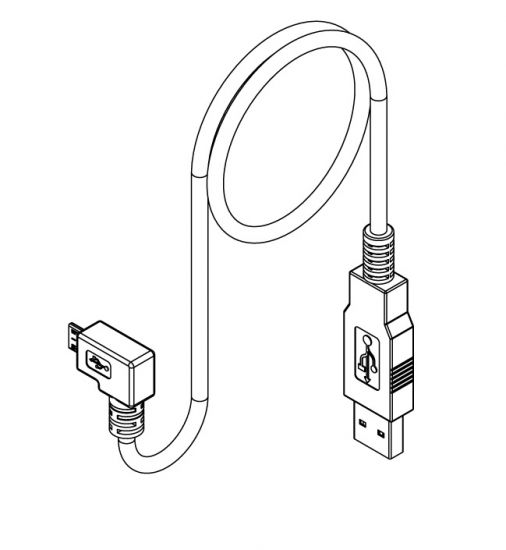 Motor USB Cable