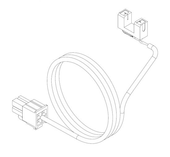 Replacement - Optical Sensor Cable Assy