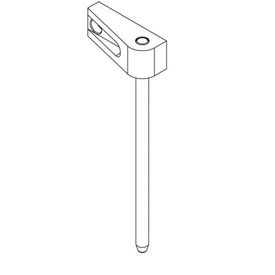 Tool Head Spring Guide Rod