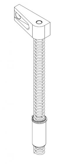 Tool Head Spring Assemby